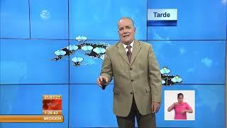 Elsa depresión tropical con organización mayor. Pronóstico del Tiempo en Cuba