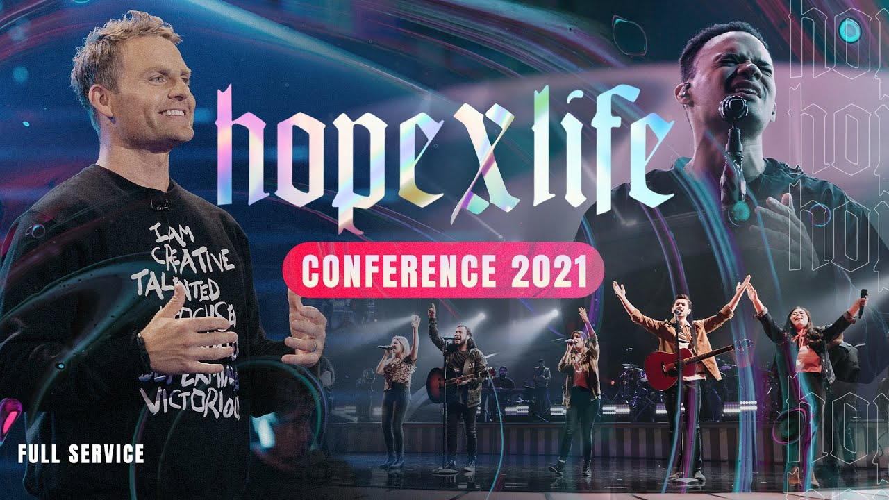 Hope and Life Conference 3 June 2021 at Lakewood Church