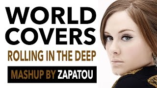 World Covers - Rolling In The Deep - Zapatou