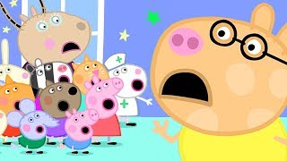 Peppa Pig Official Channel | Pedro Pony's Cough