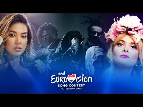 Ideal Eurovision 2020 - 2 Semi-Final (Your Version)