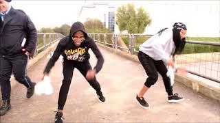 Olamide Woske dance video / CYPHRODANCERS