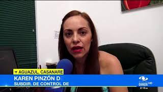 Una hectárea afectada por explosión en pozo en Casanare