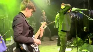 Spector - Upset Boulevard - Roskilde Festival, 6 Jul 2012