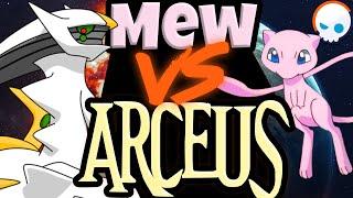ARCEUS vs MEW! Who REALLY Made What?   Gnoggin - Pokemon Timeline / Pokemon Lore / Pokemon Origins
