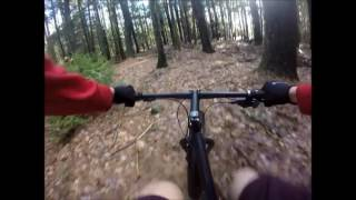Go Pro footage of the Fit For Life Trail, Wilton, NH.