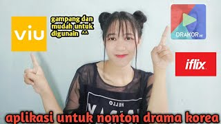 APLIKASI NONTON DRAMA KOREA DI ANDROID By @siska Deskaa