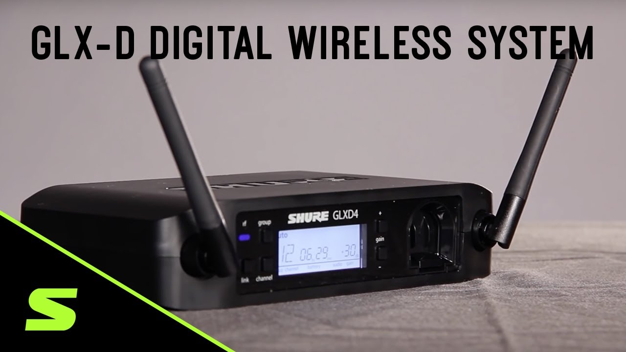 GLX-D Digital Wireless