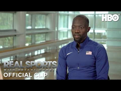 Lopez Lomong, His Brothers, And The American Dream | Real Sports w/ Bryant Gumbel | HBO