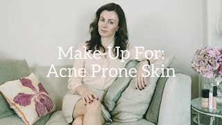 Make-Up Tips for Acne Prone Skin | Dr Sam in the City