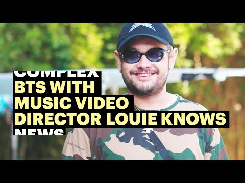 Director Louie Knows Take Us Behind The Scenes With Bhad Bhabie, YBN Nahmir, and Adam 22