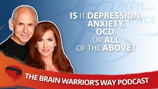 Is it Depression, Anxiety, OCD, or All of the Above? - The Brain Warrior's Way Podcast