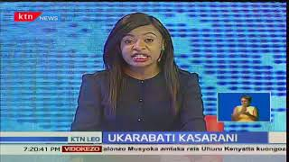 Shughuli ya ukarabati yaendelea katika uga wa Kasarani