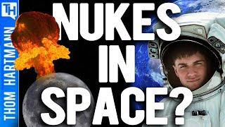 Five Billion At Risk From Falling Nuclear Space Launch (w/ Kevin Kamps)