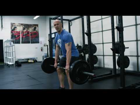 Barbell Hang Clean - How To
