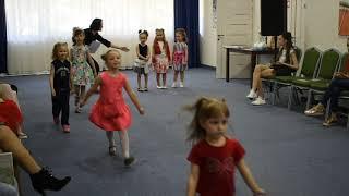 Детский показ мод в Ялте
