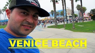 Top 5 Things To Do in Venice Beach HD