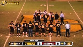 Prairie Grove (62) vs Lincoln (20) 2015