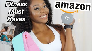 AMAZON FITNESS FAVORITES & MUST HAVES ⎮ Affordable At Home Gym