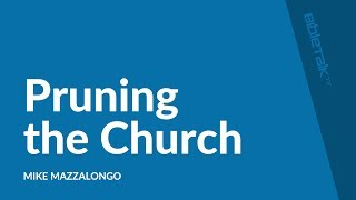 Pruning the Church
