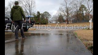 Fly Fishing Arkansas