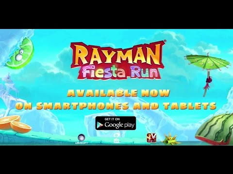 Video of Rayman Fiesta Run