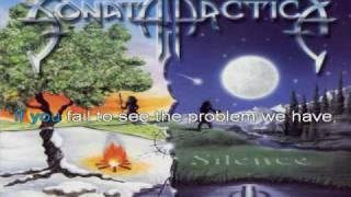 Last drop falls (Sonata Arctica) - Karaoke