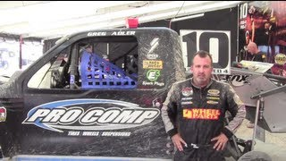 Greg Adler Races LOORRS And SST