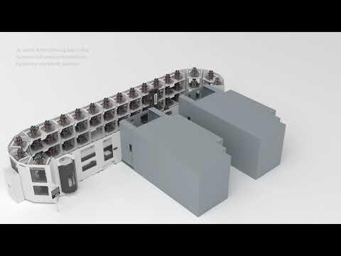 Liebherr - Palettenhandhabungssystem PHS Allround