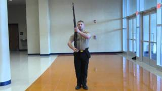 Armed Exhibition Drill Moves