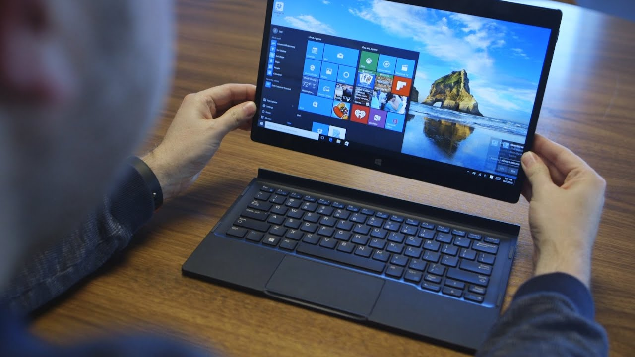 Dell XPS 12 hands-on thumbnail