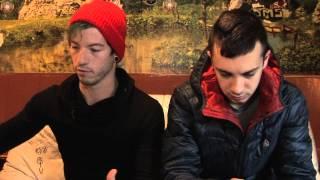 Twenty One Pilots interview - Tyler and Josh (part 1)