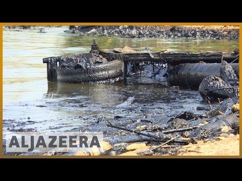 How Venezuela's oil output plummeted