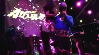 """Red Sweater"" Live - The Aquabats! (Ft. Lucy!) Jacksonville, FL 5/13/14"