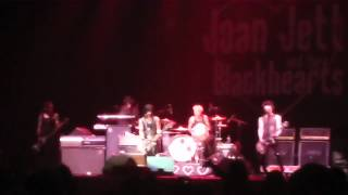 """""""Do You Wanna Touch Me""""/""""Victim Of Circumstance"""" live Joan Jett and the Blackhearts 6-9-2012"""