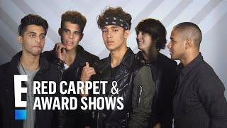 CNCO Reveals Their Celebrity Crushes | E! Red Carpet & Live Events