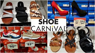 SHOE CARNIVAL *SALE BUY ONE GET ONE HALF OFF * SHOP WITH ME MAY 2019