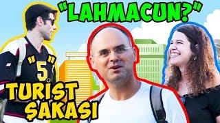 İNGİLİZCE ADRES SORUP TÜRKÇE TEŞEKKÜRLE TROLLEMEK #5 ! / TURİST ŞAKASI