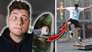 Ich kaufe mir ein Skateboard (echte Skater sind triggered)