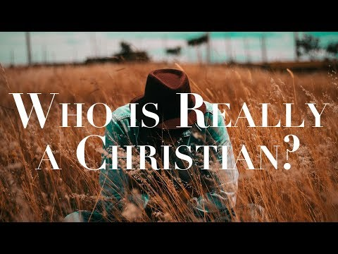 How Christians Can Recognize Who is Really in God's Family