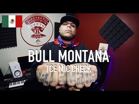 Bull Montana  - Untitled ( Prod. By Luzock Beats ) [ TCE Mic Check ]