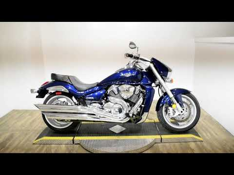 2011 Suzuki Boulevard M109R in Wauconda, Illinois - Video 1