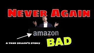 How Amazon Is Robbing And Destroying Their Third Party Sellers