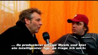Interview With <b>Jimmy Pop</b> Rock Am Ring 2006