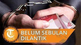 Belum Sebulan Dilantik, Kades Gedaren Klaten Ditahan atas Kasus Dugaan Korupsi