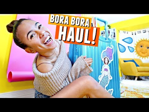 IT FINALLY CAME... Everything I Got In Bora Bora HAUL!
