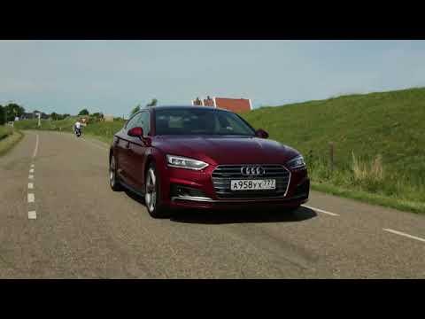 Audi A5 Sportback Лифтбек класса D - тест-драйв 2