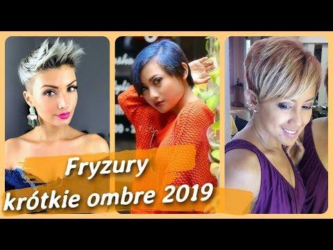 Najmodniejsze Fryzury Damskie Krótkie Wiosna 2018 игровое