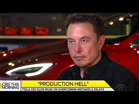 Elon Musk Finally Addresses Tesla's Problems