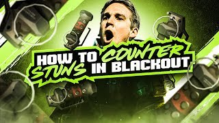 HOW TO COUNTER STUNS IN BLACKOUT!! THE KN/DAEMON POWER COMBO! (Call of Duty: Blackout)